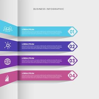 Szablon infografiki