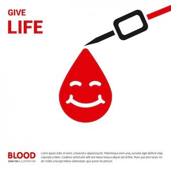 Szablon krwiodawstwo