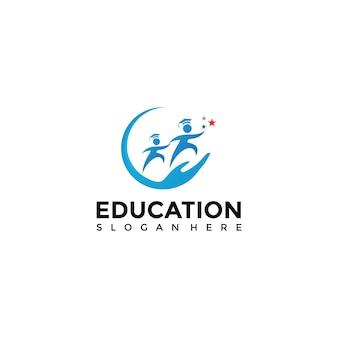Szablon logo edukacji
