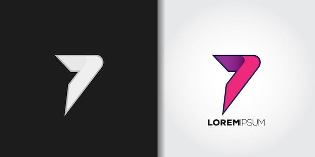 Szablon logo numer 7