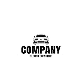 Szablon logo pojazdu