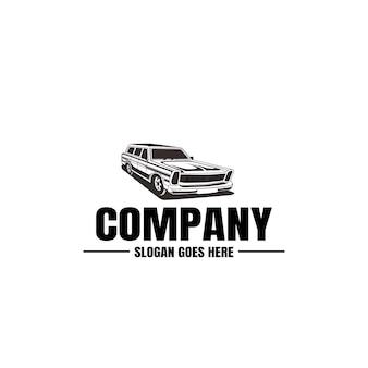 Szablon logo pojazdu.
