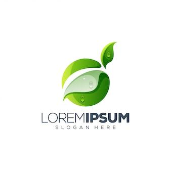 Szablon logo printleaf
