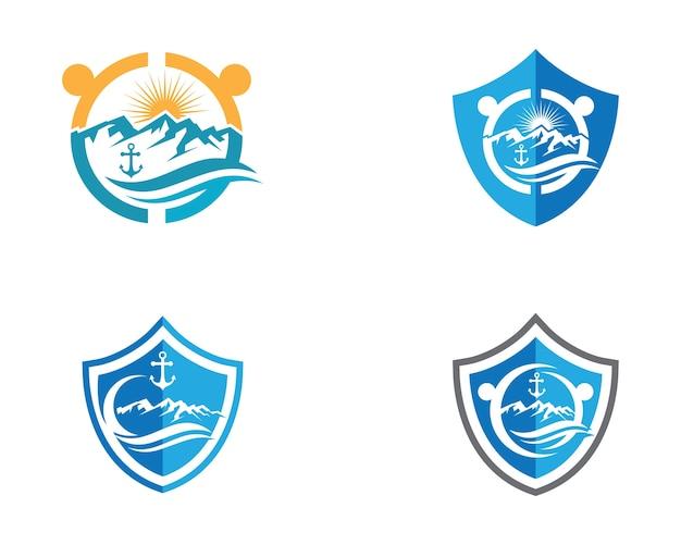 Szablon logo szczytu