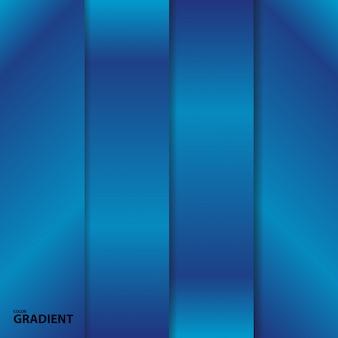 Szablon pakietu kolorowego gradientu