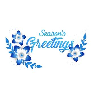 Szablon powitania sezonu