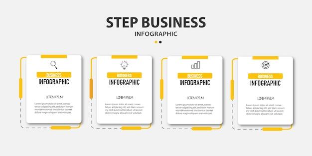 Szablon prezentacji infografiki