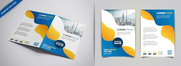 Szablon projektu broszury