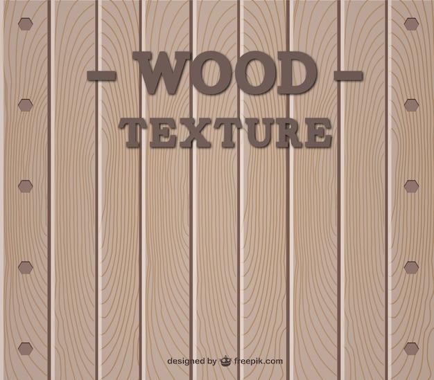 Szablon projektu z drewna