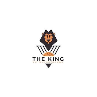 Szablon redakcyjny logo sportu