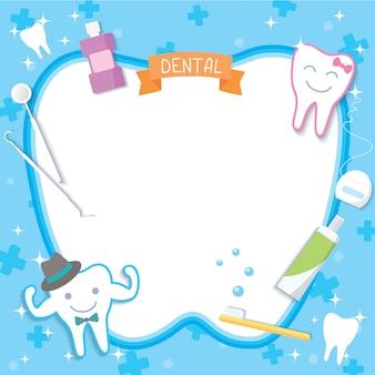 Szablon stomatologiczny