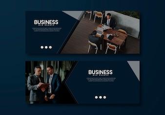 Szablon strony internetowej firmy