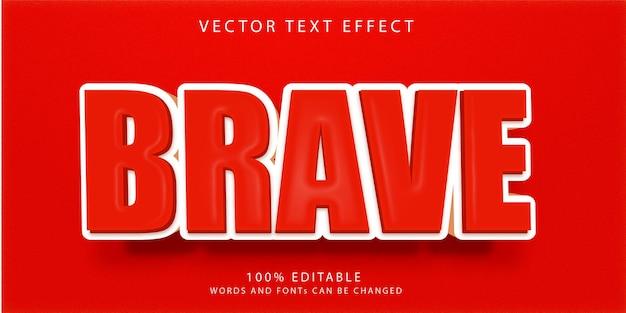 Szablon stylu efektów tekstowych