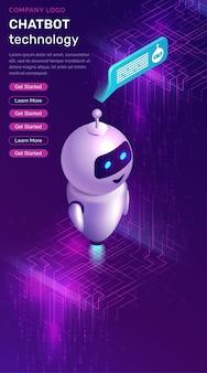 Szablon sztucznej inteligencji