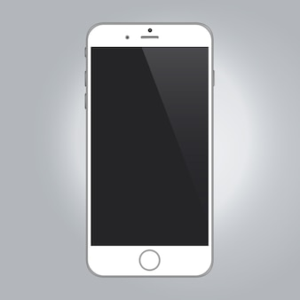 Szablon telefonu komórkowego