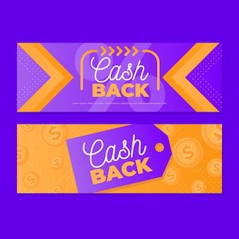 Szablon transparent cashback