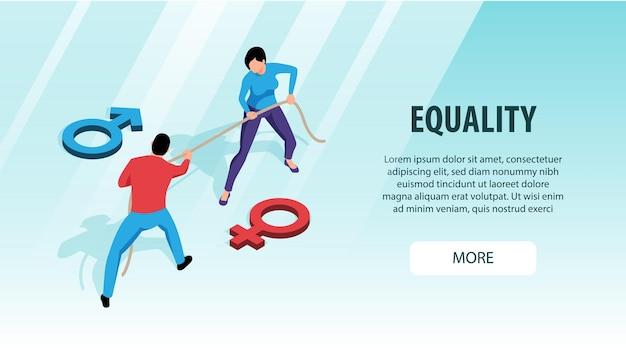 Szablon transparent izometryczny równości
