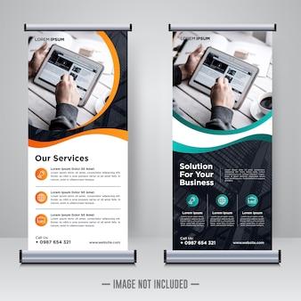 Szablon transparent zbiorczy firmy