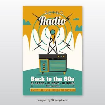 Szablon ulotki radio