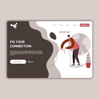Szablon witryny dla witryny lub aplikacji