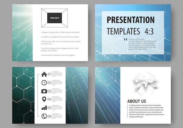 Szablony biznesowe do prezentacji slajdów.