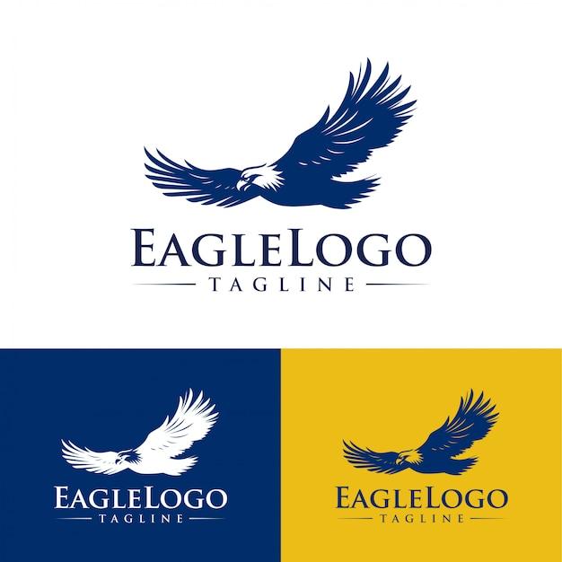 Szablony logo eagle