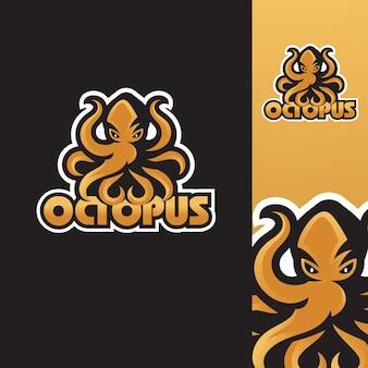 Szablony logo Octopus