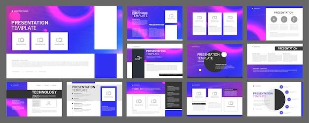 Szablony prezentacji biznesowych są używane w ulotce prezentacyjnej i raporcie korporacyjnym ulotki