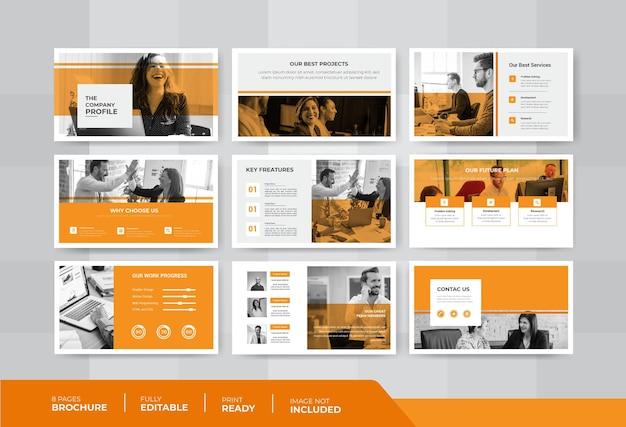 Szablony prezentacji slajdów biznesowych