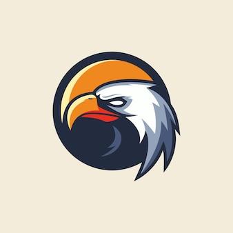 Szablony projektów logo orła