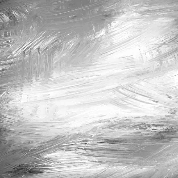 Szare malowane tapety