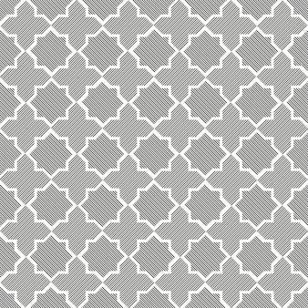 Szary arabski wzór tekstury