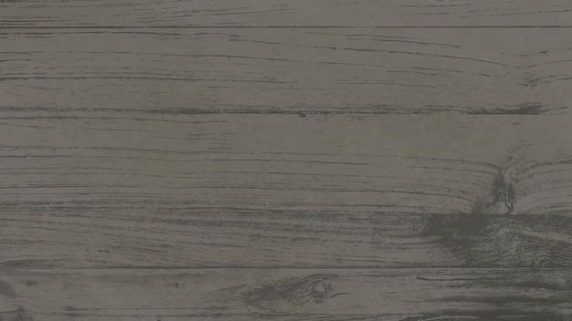 Szary drewniany teksturowany blog banner tło wektor