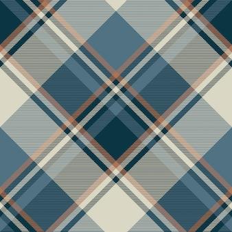 Szary niebieski kratka wzór kratki