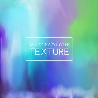 Szczegółowa akwarela tekstury