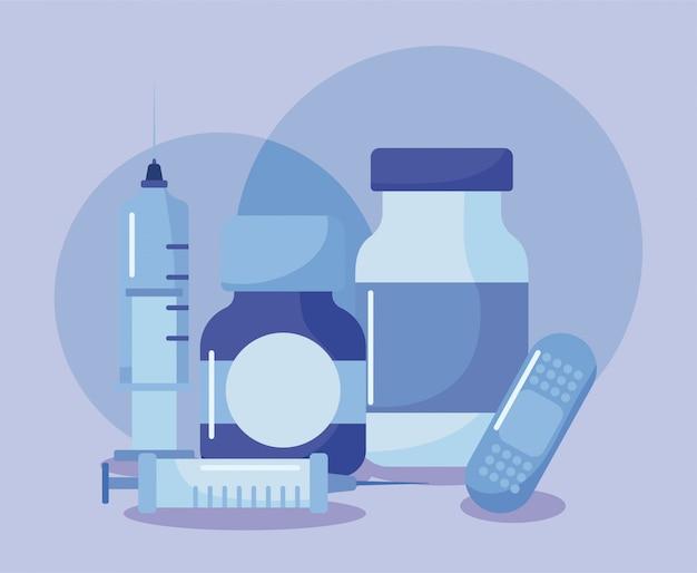 Szczepienia i zdrowie, szczepienia medyczne