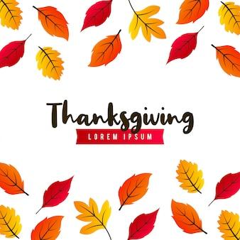 Szczęśliwa dzień dziękczynienia ilustracja