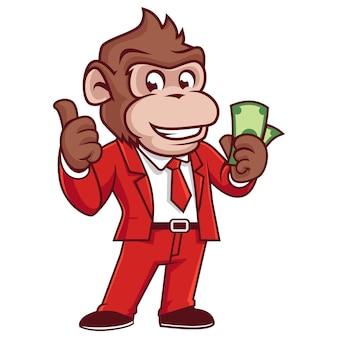 Szczęśliwa monkeyl cash