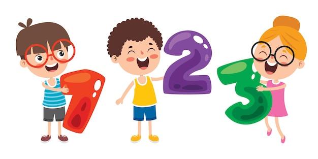 Szczęśliwe dzieci, nauka i nauka