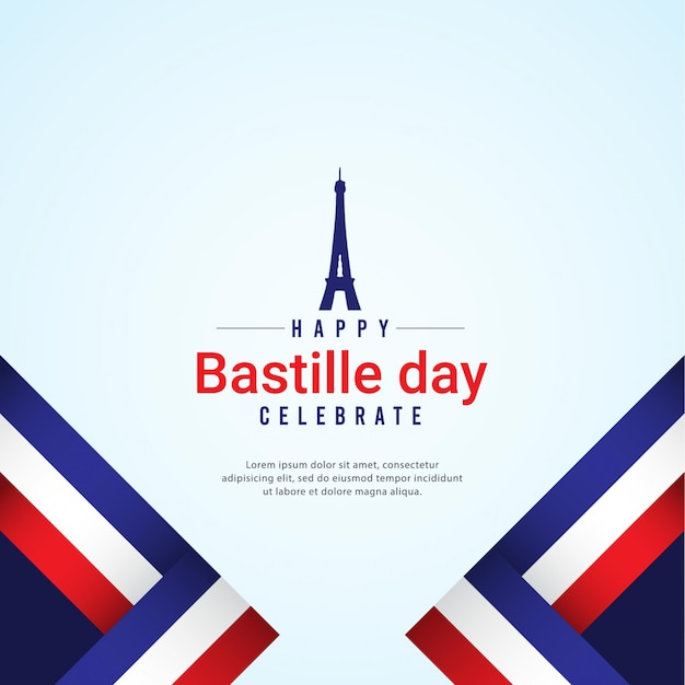 Szczęśliwe obchody dnia bastylii