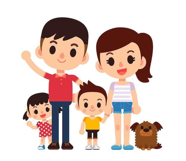 Szczęśliwe znaki rodzinne