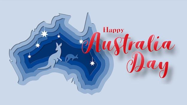 Szczęśliwego dnia australii