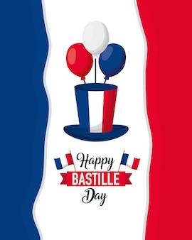 Szczęśliwego dnia bastylii