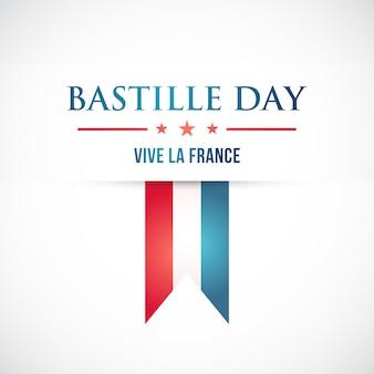 Szczęśliwego dnia bastylii.