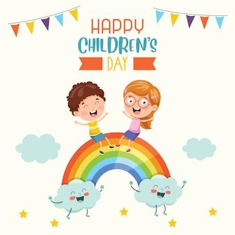 Szczęśliwego dnia dziecka