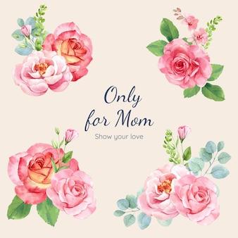 Szczęśliwego dnia matki kartkę z życzeniami