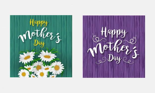Szczęśliwego dnia matki.