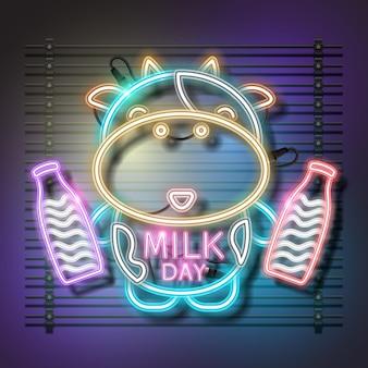 Szczęśliwego dnia mleka