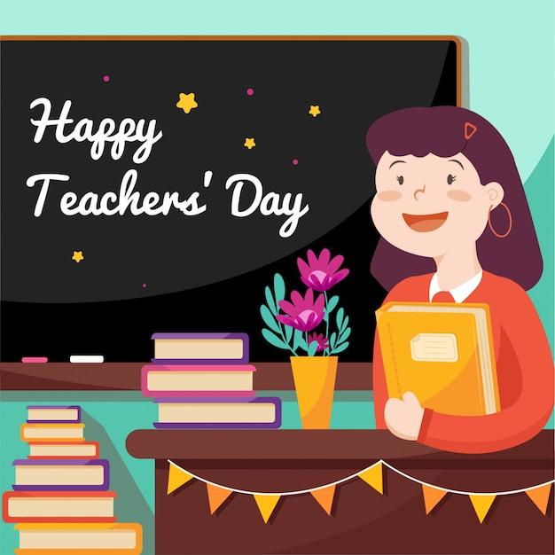 Szczęśliwego dnia nauczyciela