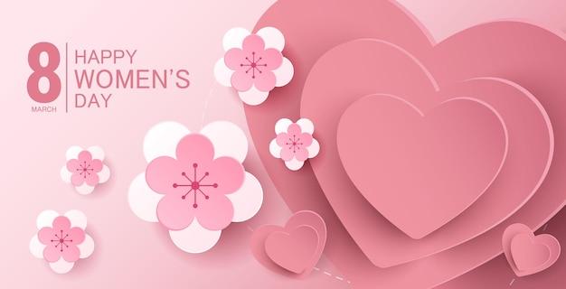 Szczęśliwego międzynarodowego dnia kobiet.